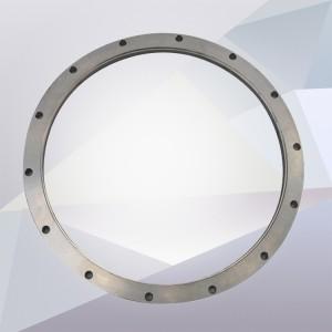 Large diameter flange